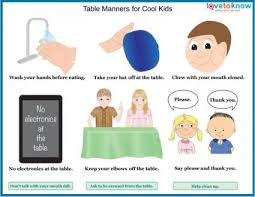 table manners for kids printable table manners for kids worksheets worksheets for all download and