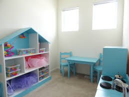ideas three children room imanada furniture dollhouse bookcase