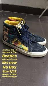 Jual Vans Beatles arsip jual vans sk8 hi reissue x the beatles cimahi kota