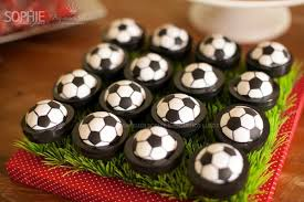 soccer party supplies kara s party ideas soccer themed boy birthday party planning idea