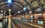 Subway Station HDR - Wallpaper #