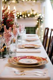 Formal Table Setting 314 Best Parties Christmas Party Images On Pinterest Christmas