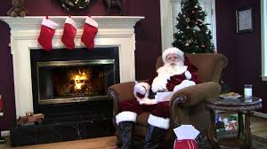 how does santa claus get in our house if we don u0027t have a chimney
