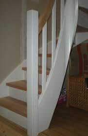 buche treppe kontraste mit buche und lack tischlerei holztreppen kaczmarek