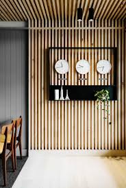 image result for wood slat wall and ceiling qdi architectural