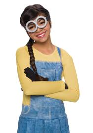 Minions Halloween Costumes Adults Child Minion Goggles