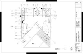 kelly u0027s team triangle house first floor plan for her building