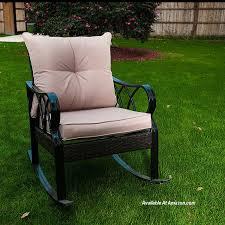 Big Rocking Chair In Texas Porch Rocking Chairs Rocking Chair Pictures Porch Rockers