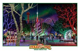 in the park coming to six flags magic mountain in 2014