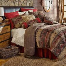 Bedspreads And Comforters Southwestern Bedding Cabin Place