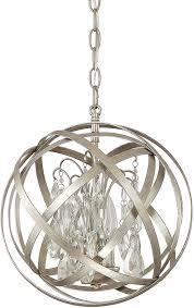Gold Pendant Lighting Capital Lighting 4233wg Cr Axis Winter Gold Pendant L Cpt