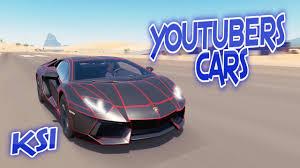 jake paul car youtuber cars battle forza horizon 3 ksi roman atwood jake