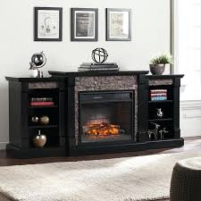 fireplace lively black electric fireplace for home enterprise