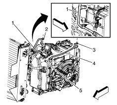 repair instructions on vehicle control valve body cover