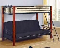 Bunk Bed With Futon Bottom Bunk Beds With Futon On Bottom Badotcom