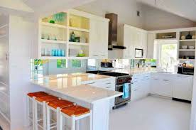 White Kitchen Cabinets Design by Off White Cabinets In Casual Kitchen By Kitchen Craft Cabinetry