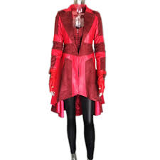 Red Witch Halloween Costume Red Witch Costume Promotion Shop Promotional Red Witch Costume
