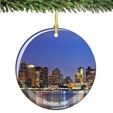 boston ornament porcelain 2 75