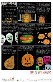how to make spooky last minute jack o u0027 lanterns for halloween