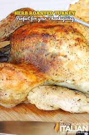 best herb roasted turkey