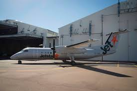 first jetstar q300 for fca flying colours aviation aircraft