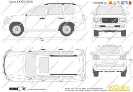 lexus car logo vector the blueprints com vector drawing lexus lx570