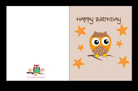 happy birthday free printable cards make own birthday cards scary