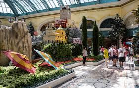 Bellagio Botanical Garden Bellagio Debuts Italian Inspired Summer Garden Display