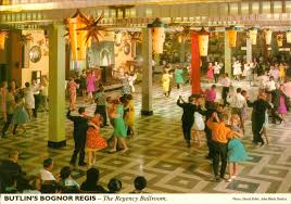 butlins filey indoor pool 1960s postcard indoor pools