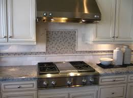 kitchen tile backsplash ideas brown wooden varnished kitchen