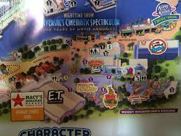 Universal Orlando Maps by Universal Orlando Park Map Adds Springfield Attractions