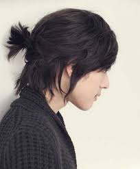 length hair neededfor samuraihair asian mens medium length hairstyles