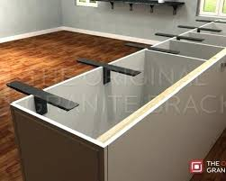 kitchen island brackets support brackets for granite countertops popular countertop