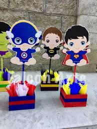 Baby Shower Centerpiece Ideas For Boys by Best 25 Superman Baby Shower Ideas On Pinterest Superman Party