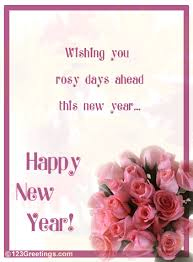 greeting for new year images happy new year my dear berni wallpaper and