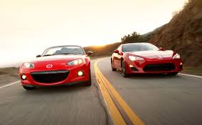 mazda cheapest car 2013 mazda mx 5 miata club vs 2013 scion fr s motor trend