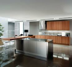 kitchen room 2017 small modern minimalist open kitchen with