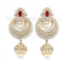 kanphool earrings india earrings in 20k gold these earrings from karnataka