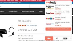 xbox one black friday price get the best black friday deals in your browser with pricehawk