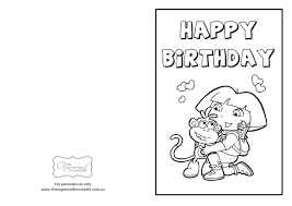 free printable birthday cards to color u2013 gangcraft net