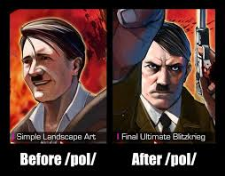 Before And After Meme - before and after pol know your meme