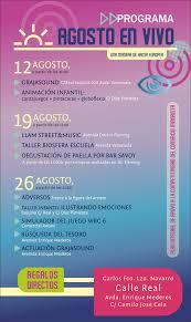 Radio 40 Principales En Vivo Por Inter La Palma Events From The 16 8 2017 La Palma 24 Journal