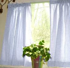 Kitchen Curtains Uk by Kitchen Curtains Blue U2013 Teawing Co
