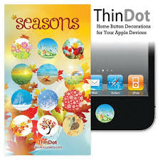 Iphone Home Button Decoration 10 Cool Home Button Stickers For Iphone 5 And Other Ios Device