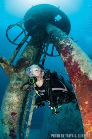 wreck and reef diving in the florida keys sport diver