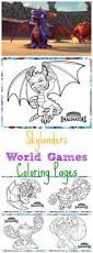 918 best l images on pinterest skylanders coloring book pages