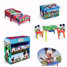Mickey Mouse Bedroom Furniture Disney Furniture Ebay