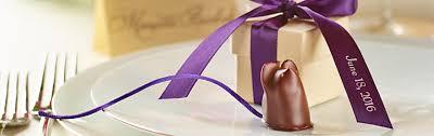 Favor Wedding by Burdick S Handmade Chocolate Wedding Favors Event Favors