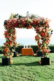 How To Decorate Wedding Arch 36 Fall Wedding Arch Ideas For Rustic Wedding Deer Pearl Flowers