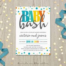 couples baby shower baby shower invitation templates coed baby shower invites baby